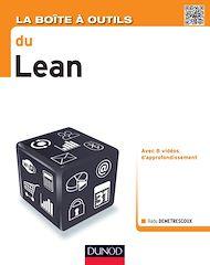 Téléchargez le livre :  La boîte à outils du Lean