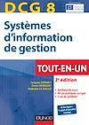 Télécharger le livre :  DCG 8 - Systèmes d'information de gestion - 3e éd.