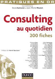 Téléchargez le livre :  Consulting au quotidien