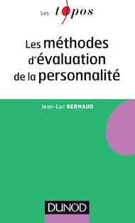 Téléchargez le livre :  Les méthodes d'évaluation de la personnalité