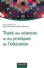 Download this eBook Traité des sciences et des pratiques de l'éducation