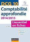 Télécharger le livre :  Comptabilité approfondie DCG 10 - 4e édition