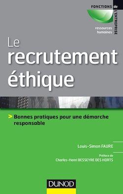 Le recrutement éthique et responsable