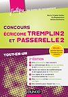 Télécharger le livre :  Concours Écricome Tremplin 2 et Passerelle 2 - 2e éd.