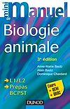 Télécharger le livre :  Mini manuel de Biologie animale - 3e éd.