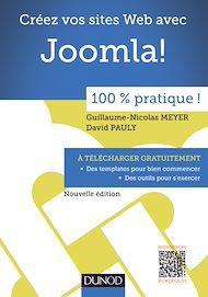 Téléchargez le livre :  Créez votre site web avec Joomla! - 100 % pratique Nouvelle édition