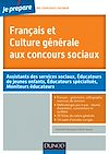 Télécharger le livre :  Français et Culture générale aux concours sociaux