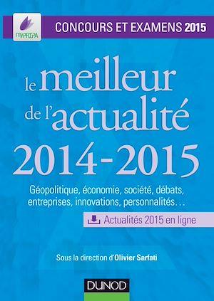 Téléchargez le livre :  Le meilleur de l'actualité 2014-2015