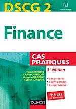 Télécharger cet ebook : DSCG 2 - Finance - 3e édition - Cas pratiques