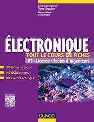 Téléchargez le livre :  Electronique - Tout le cours en fiches