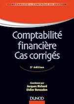 Download this eBook Comptabilité financière - Cas corrigés - 3e éd