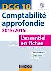 Télécharger le livre :  DCG 10 - Comptabilité approfondie 2015/2016