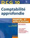DCG 10 - Comptabilité approfondie 2015/2016 - 6e éd.