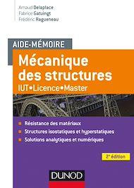 Téléchargez le livre :  Aide-mémoire Mécanique des structures - 2e éd.