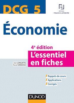 DCG 5 Economie - 4e éd.