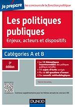 Téléchargez le livre :  Les politiques publiques - 3e éd.