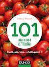 Télécharger le livre :  101 saveurs d'Italie