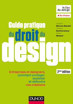 Download the eBook: Guide pratique du droit du design - 2e éd. - Entreprises et designers