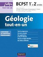 Télécharger cet ebook : Géologie tout-en-un BCPST 1re et 2e années - 2e éd.