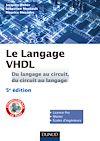 Télécharger le livre :  Le langage VHDL