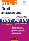 DCG 2 - Droit des sociétés 2015/2016 - 8e éd