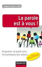 Download this eBook La parole est à vous !