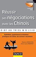 Download this eBook Réussir ses négociations avec les Chinois