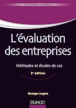 Télécharger cet ebook : L'évaluation des entreprises - 2e éd - Méthodes et études de cas