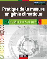 Télécharger cet ebook : Pratique de la mesure en génie climatique