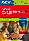 Télécharger le livre :  Concours Adjoint administratif d'Etat - Externe et interne