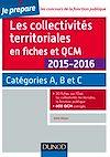 Télécharger le livre :  Les collectivités territoriales en fiches et QCM - 3e éd.