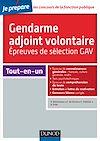 Télécharger le livre :  Gendarme adjoint volontaire