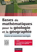 Téléchargez le livre :  Bases de mathématiques pour la géologie et la géographie
