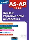 Télécharger le livre :  AS-AP 2016 Réussir l'épreuve orale au concours