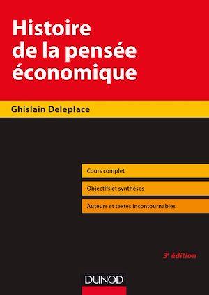 Téléchargez le livre :  Histoire de la pensée économique - 3e éd.