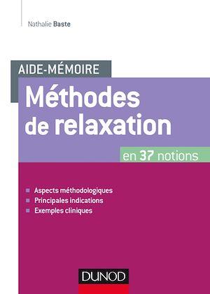 Téléchargez le livre :  Aide-mémoire - Méthodes de relaxation