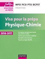 Téléchargez le livre :  Physique-Chimie - Visa pour la prépa