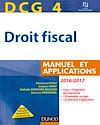 Télécharger le livre :  DCG 4 - Droit fiscal 2016/2017 - 10e éd.