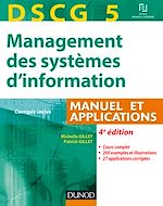 Download this eBook DSCG 5 - Management des systèmes d'information - 4e éd.