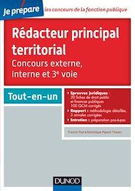 Téléchargez le livre :  Rédacteur principal territorial - Concours externe, interne et 3e voie