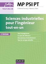 Téléchargez le livre :  Sciences industrielles pour l'ingénieur MP, PSI, PT - 2e éd.