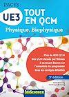 Télécharger le livre :  UE3 Tout en QCM PACES - 3e éd.