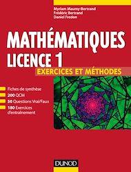 Téléchargez le livre :  Mathématiques Licence 1