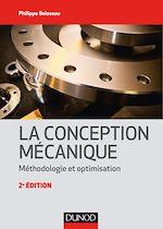 Téléchargez le livre :  La conception mécanique - 2e éd.