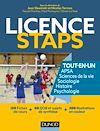 Télécharger le livre :  Licence STAPS Tout-en-Un
