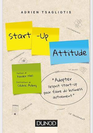 Téléchargez le livre :  Start-up attitude