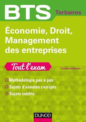 Téléchargez le livre :  Economie, Droit, Management des entreprises - Tout l'exam