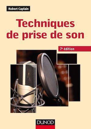 Téléchargez le livre :  Techniques de prise de son - 7ed