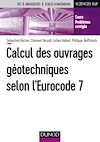 Télécharger le livre :  Calcul des ouvrages géotechniques selon l'Eurocode 7