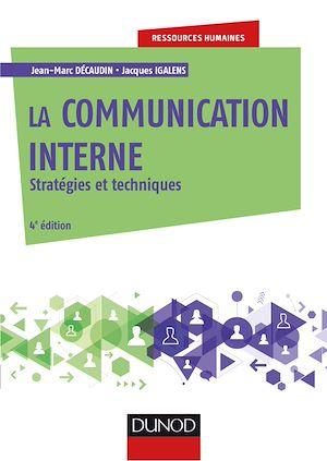 Téléchargez le livre :  La communication interne - 4e éd.